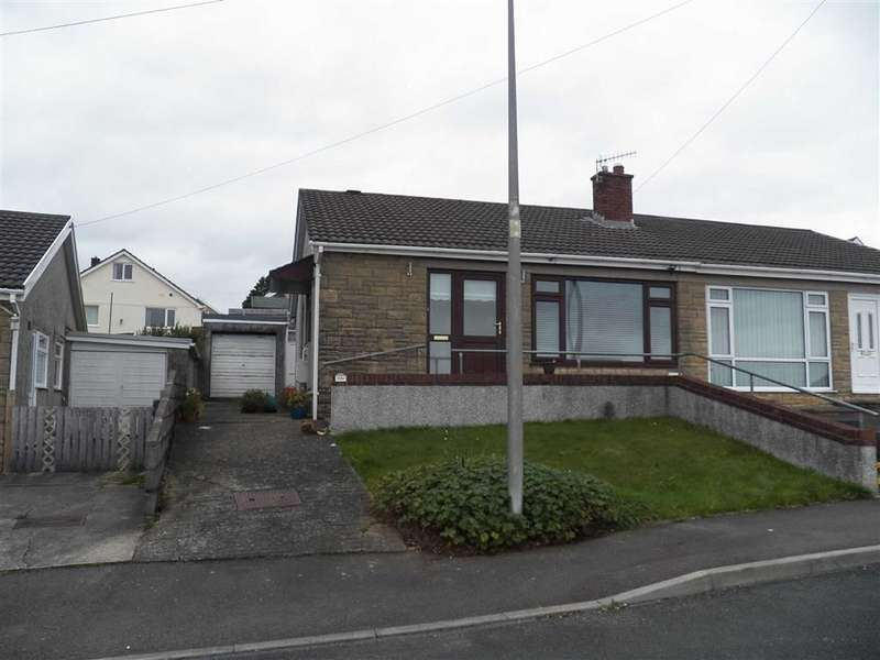 2 Bedrooms Semi Detached Bungalow for sale in Treetops, Swiss Valley, Llanelli