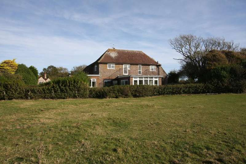 4 Bedrooms Detached House for sale in Crowlink Lane, Friston BN20