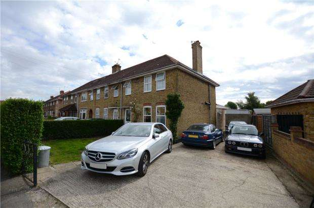4 Bedrooms End Of Terrace House for sale in North Avenue, Hayes