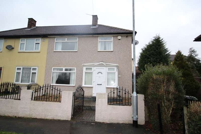 3 Bedrooms Semi Detached House for sale in North Parkway, Leeds, LS14