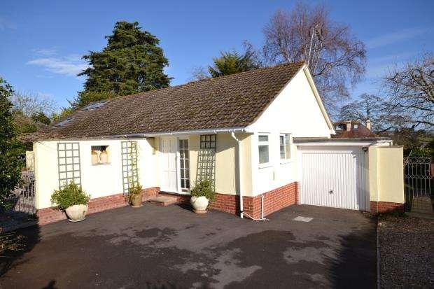 3 Bedrooms Detached Bungalow for sale in Moorlands Road, Budleigh Salterton, Devon