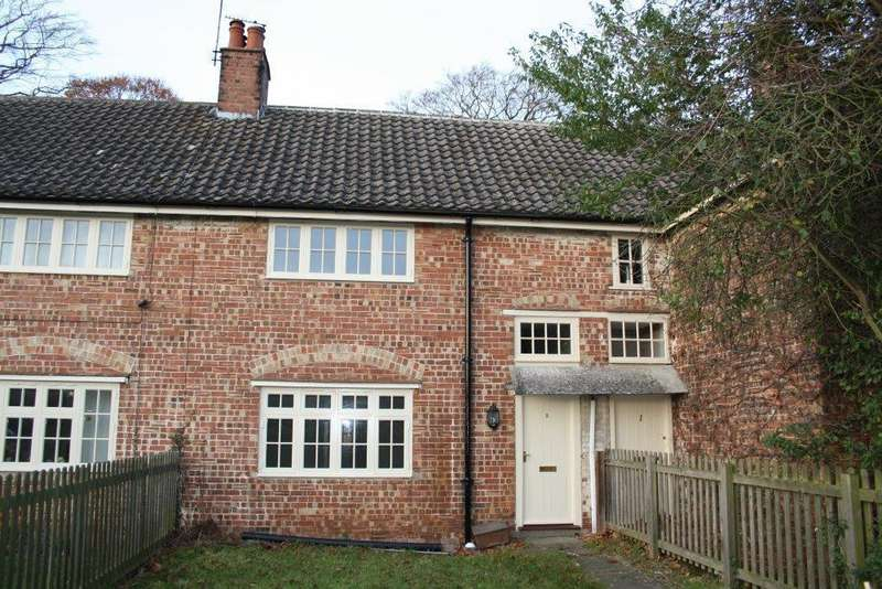 2 Bedrooms Terraced House for rent in Stoke Rochford