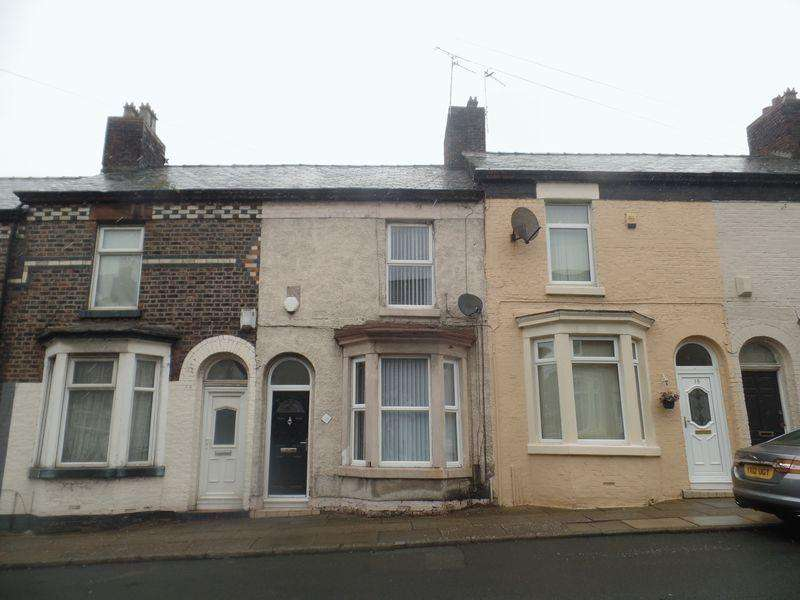2 Bedrooms Terraced House for sale in 13 Harebell Street, Liverpool
