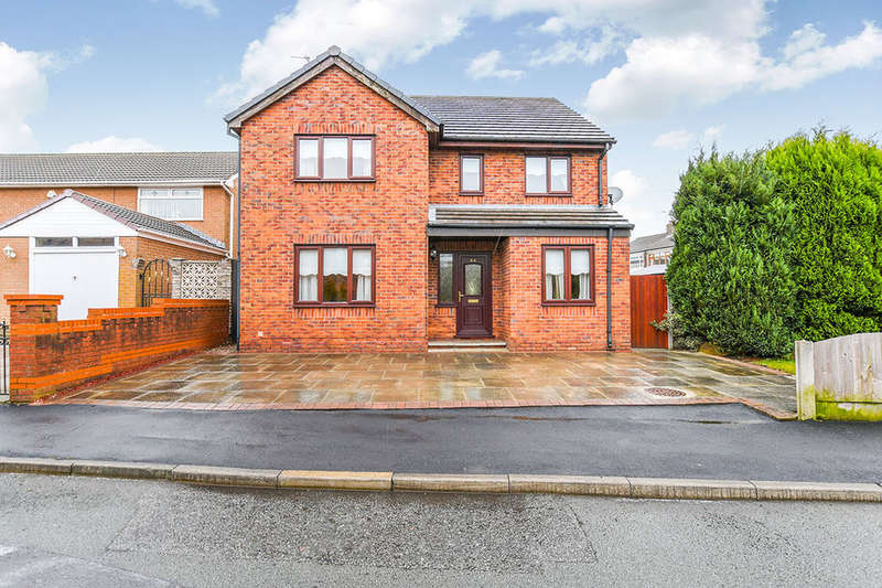 4 Bedrooms Detached House for sale in Willis Lane, Whiston, Prescot, L35