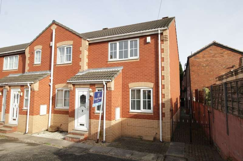 2 Bedrooms Terraced House for sale in Dalton Terrace, Castleford, WF10