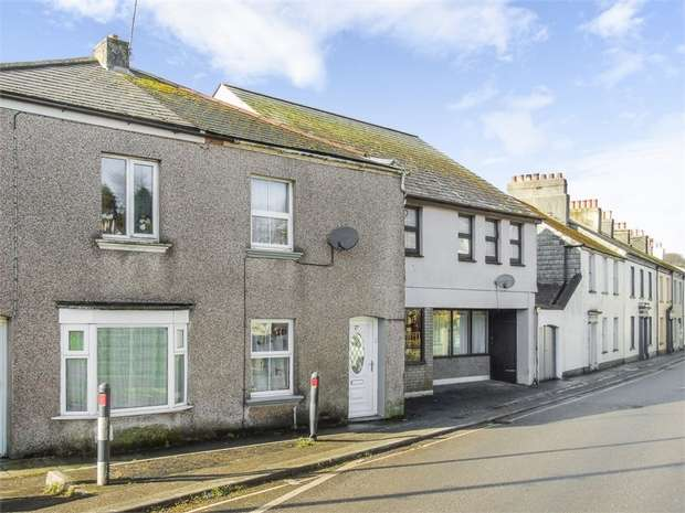 2 Bedrooms Terraced House for sale in Castle Street, Liskeard, Cornwall
