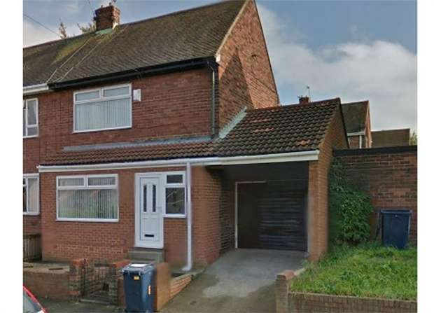 2 Bedrooms Semi Detached House for sale in Tadcaster Road, Sunderland, Tyne and Wear