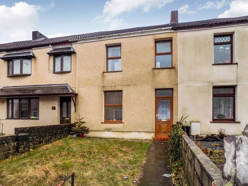 3 Bedrooms Terraced House for sale in Briton Ferry Road, Neath, Neath Port Talbot. SA11 1AS