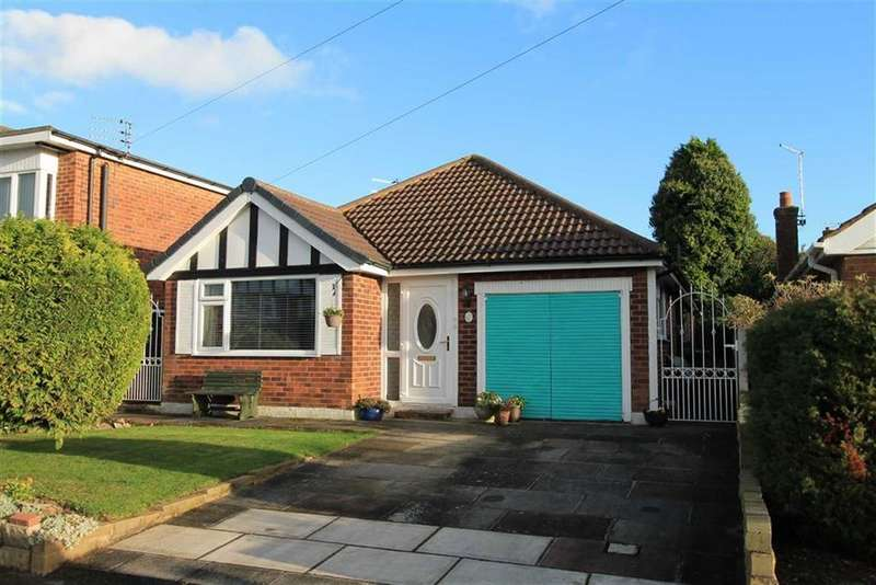 2 Bedrooms Bungalow for sale in St Johns Road, Wilmslow