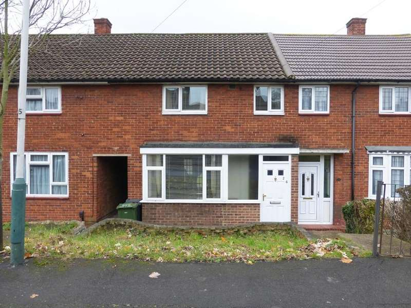 3 Bedrooms Terraced House for sale in Dudley Road, Harold Hill, Essex RM3