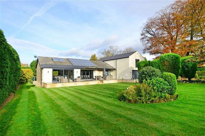 4 Bedrooms Detached House for sale in 3, Manor Drive, Todwick, Sheffield, S26