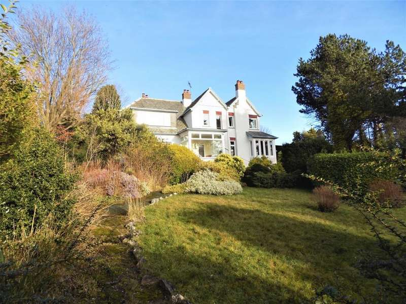 5 Bedrooms Detached House for sale in Hafodty Lane, Upper Colwyn Bay, LL28