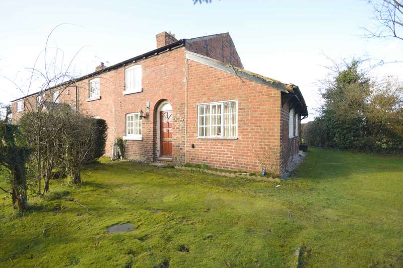 2 Bedrooms End Of Terrace House for sale in OLD HALL LANE, Woodford