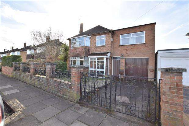 4 Bedrooms Detached House for sale in Brooklyn Gardens, CHELTENHAM, Gloucestershire, GL51 8LW