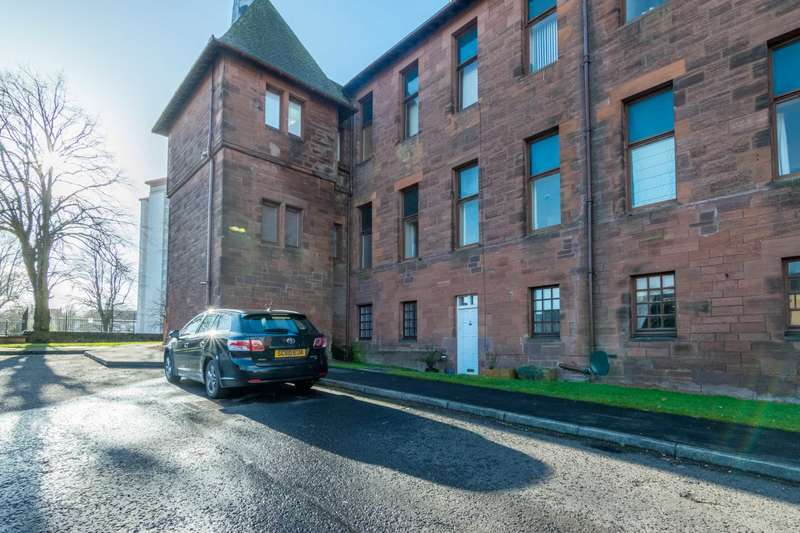 3 Bedrooms Flat for sale in Alexandra Gate, Neilston Road, Paisley