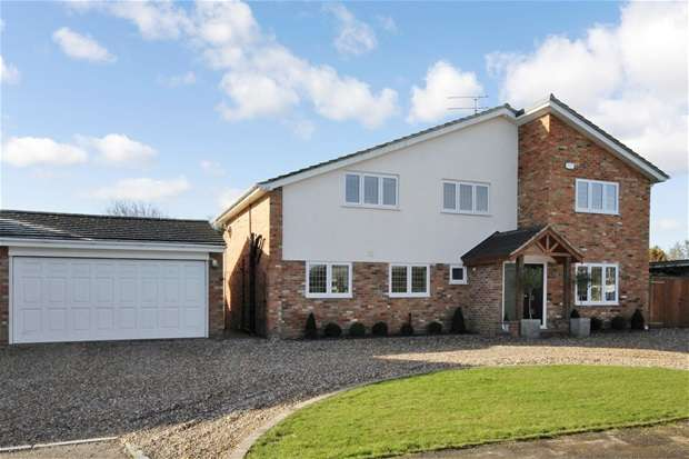 4 Bedrooms House for sale in Netherfield Road, Harpenden