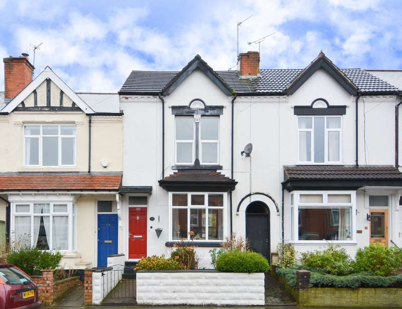 3 Bedrooms Terraced House for sale in Park Road, Bearwood , B67
