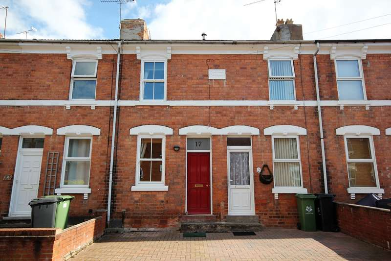 2 Bedrooms Terraced House for sale in Albany Road, Worcester, WR3