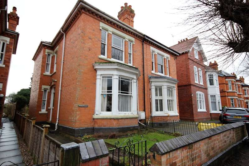 4 Bedrooms Semi Detached House for sale in The Hill Avenue, Battenhall, WORCESTER, WR5