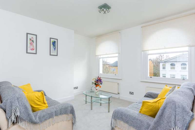 2 Bedrooms Flat for sale in Windsor Road, Ealing Broadway, W5