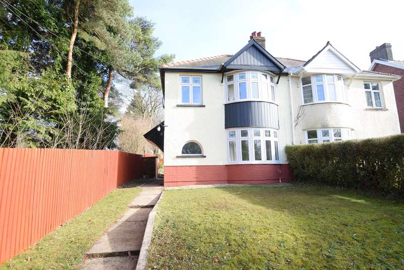 3 Bedrooms Semi Detached House for sale in The Highway, New Inn, Pontypool, NP4