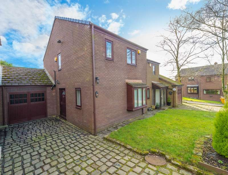 3 Bedrooms Mews House for sale in Riding Gate Mews, Bolton, BL2
