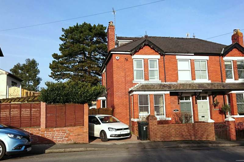 5 Bedrooms Semi Detached House for sale in Station Road, Caerleon, Newport, NP18