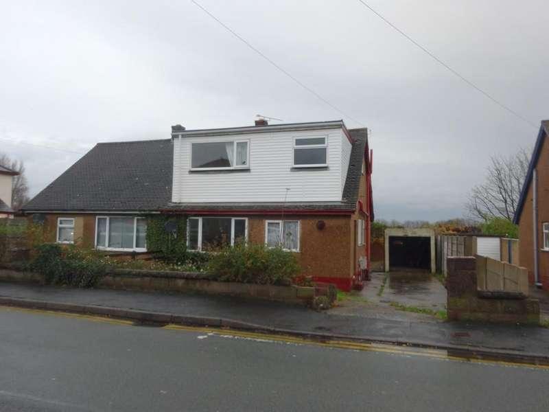 3 Bedrooms Semi Detached House for sale in Faenol Avenue, Abergele
