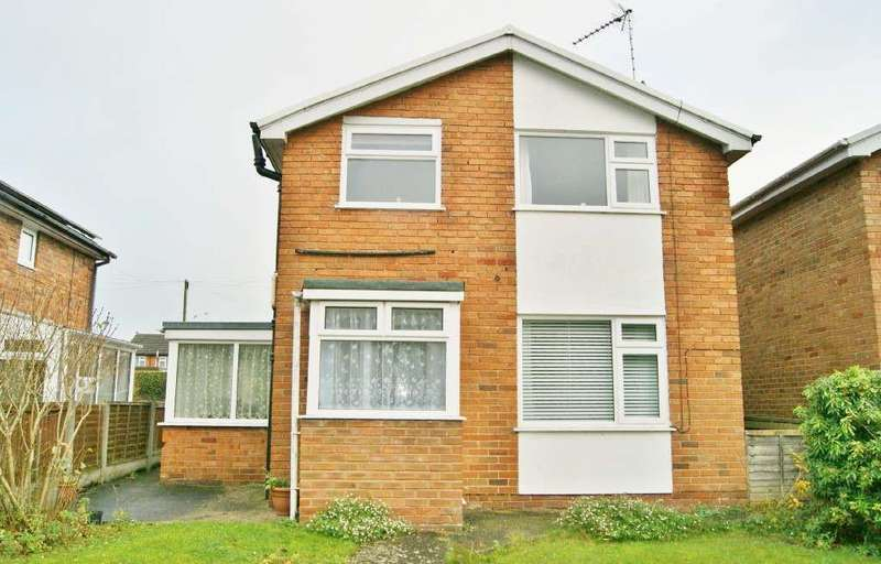 3 Bedrooms Detached House for sale in Llay Court, Llay