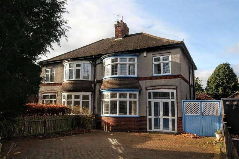 3 Bedrooms Semi Detached House for sale in Carmel Road North, Darlington