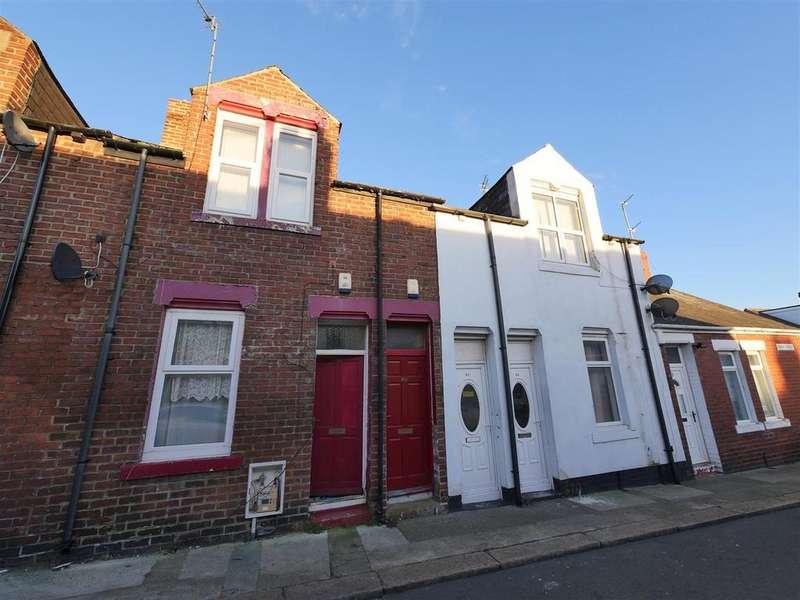 1 Bedroom House for sale in Brady Street, Pallion, Sunderland