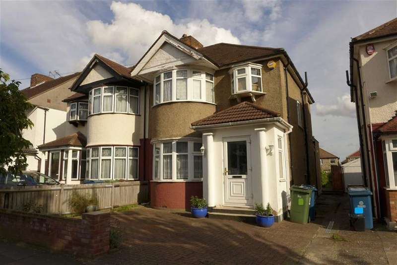 3 Bedrooms Semi Detached House for sale in Clifton Avenue, Stanmore, Middlesex