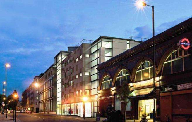 2 Bedrooms Flat for sale in 423-435 Caledonian Road, Islington, London N7