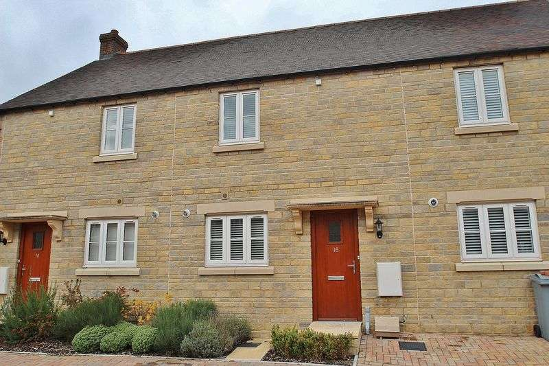 2 Bedrooms Property for sale in Carriage Crescent, Witney