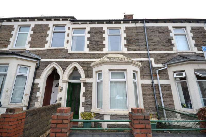 3 Bedrooms Terraced House for sale in Llantrisant Street, Cathays, Cardiff, CF24