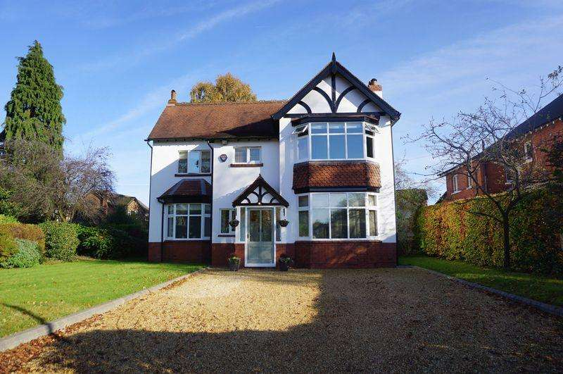 5 Bedrooms Detached House for sale in Hill Top Avenue, Cheadle Hulme