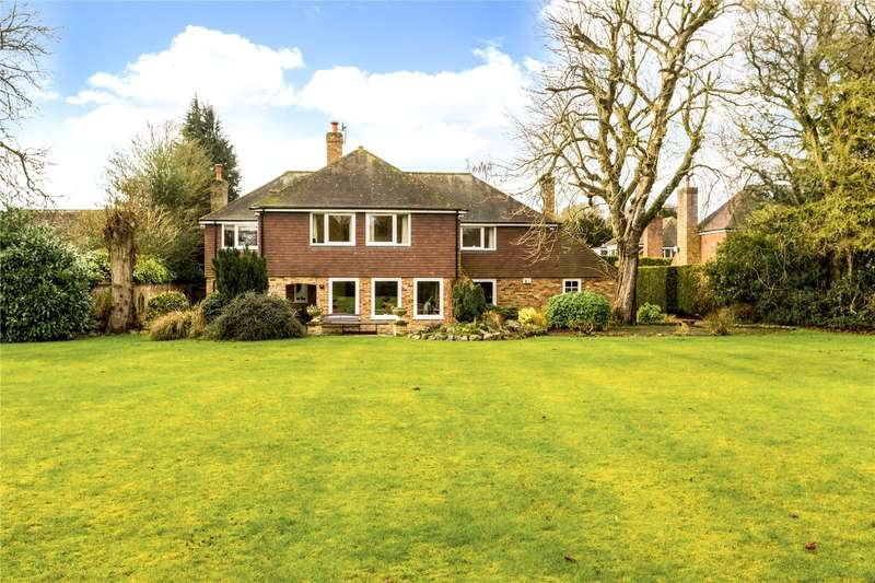 5 Bedrooms Detached House for sale in Innings Gate, Little Frieth, Henley-on-Thames, Buckinghamshire, RG9