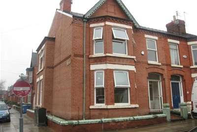 4 Bedrooms Terraced House for rent in Platsville Road, L18