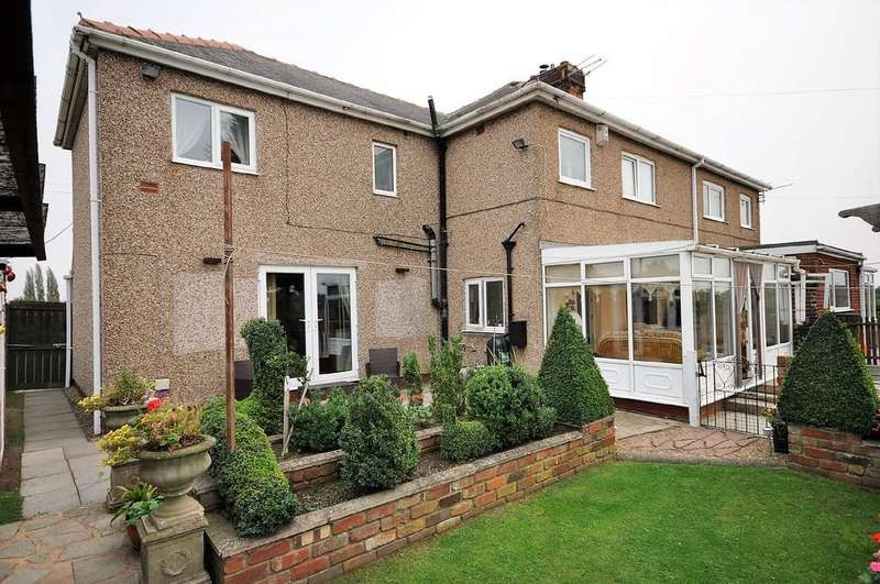 3 Bedrooms Semi Detached House for sale in New Mill Field Road, Hatfield, Doncaster