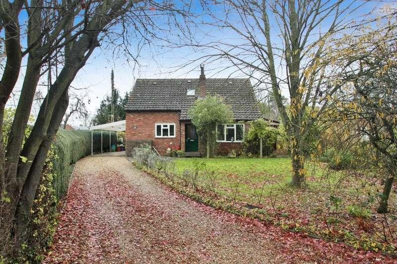 3 Bedrooms Detached Bungalow for sale in The Bungalow, Upper Quinton