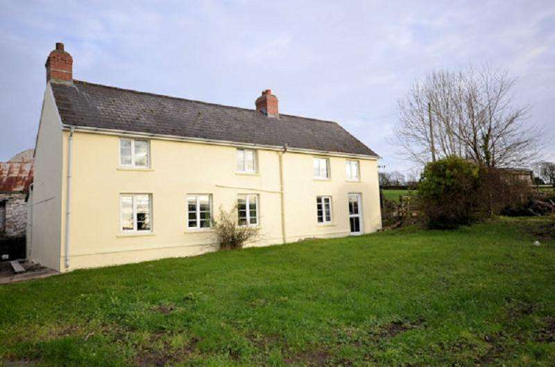 3 Bedrooms Land Commercial for sale in Wellewen , Llangoedmor, Cardigan, Ceredigion. SA43 2LJ