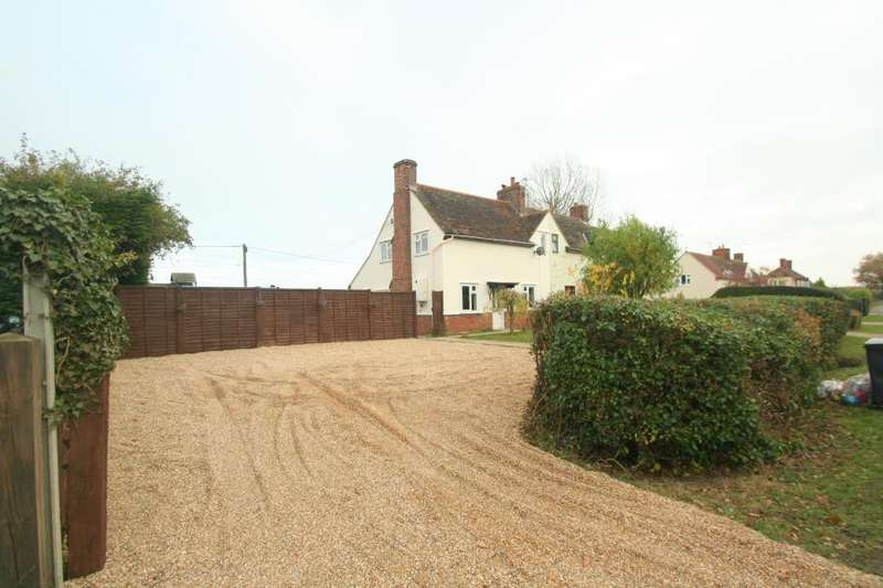 3 Bedrooms Semi Detached House for sale in School Road, Blackmore End