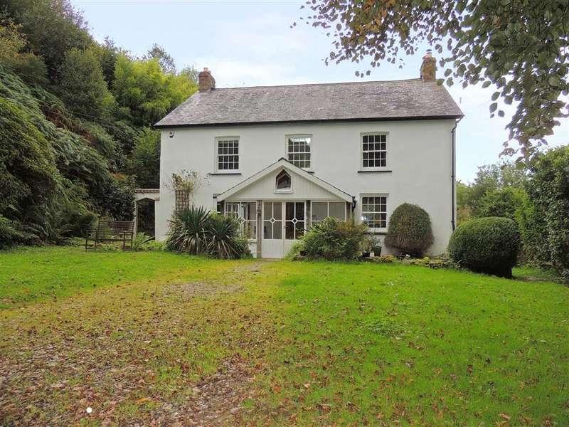 7 Bedrooms Detached House for sale in East Down, Barnstaple, Devon, EX31