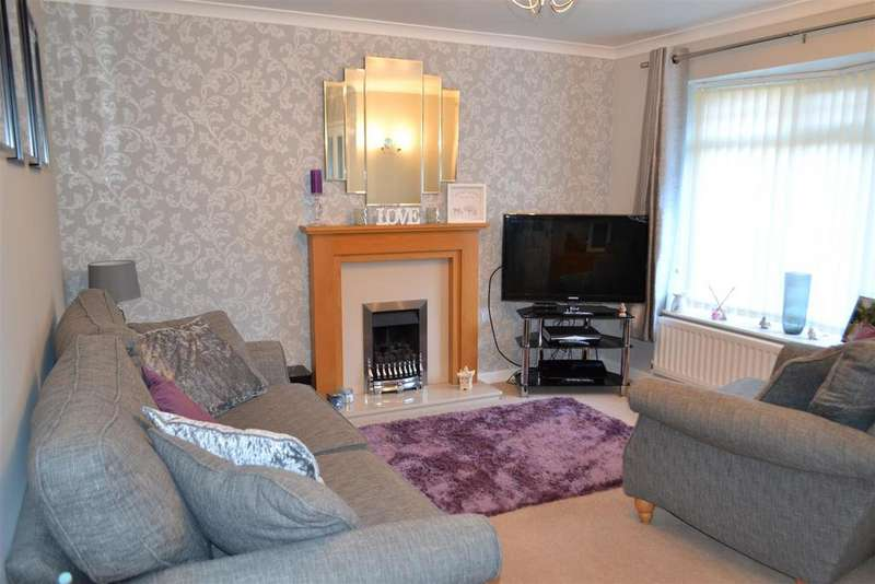 3 Bedrooms House for sale in Linden View, Hednesford, Cannock