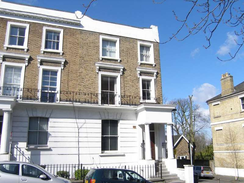 2 Bedrooms Flat for sale in Gipsy Hill, Upper Norwood SE19