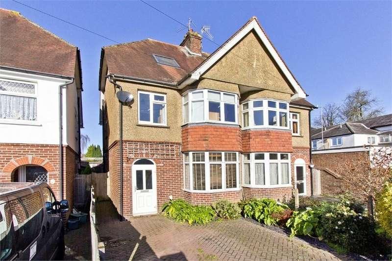 3 Bedrooms Semi Detached House for sale in Speldhurst Road, Tunbridge Wells, Kent