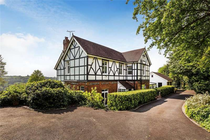 5 Bedrooms Detached House for sale in Landscape Road, Warlingham, Surrey, CR6