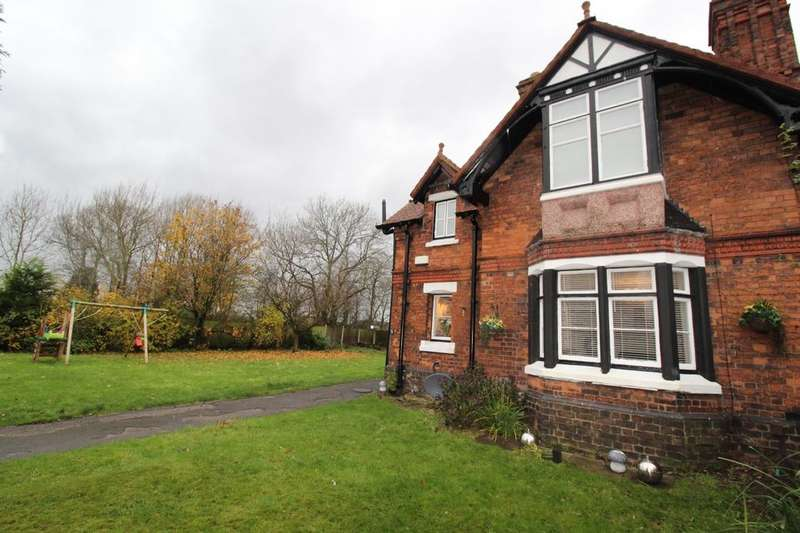 3 Bedrooms Semi Detached House for sale in Sugar Lane, Knowsley, Prescot, L34