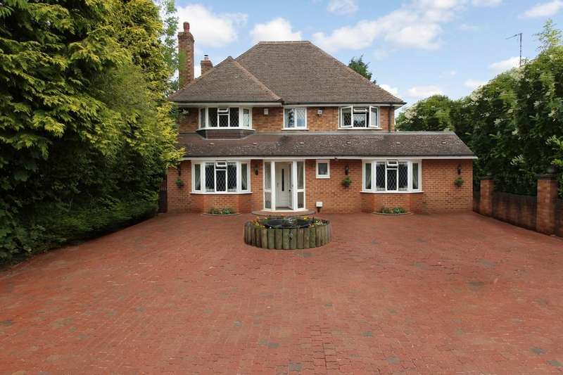 4 Bedrooms Detached House for sale in The Grove, Hampton-in-Arden