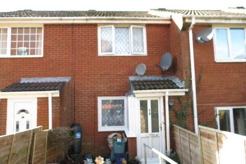 2 Bedrooms Terraced House for sale in Cwm Dylan Close, Bassaleg, Newport, NP10 8JR